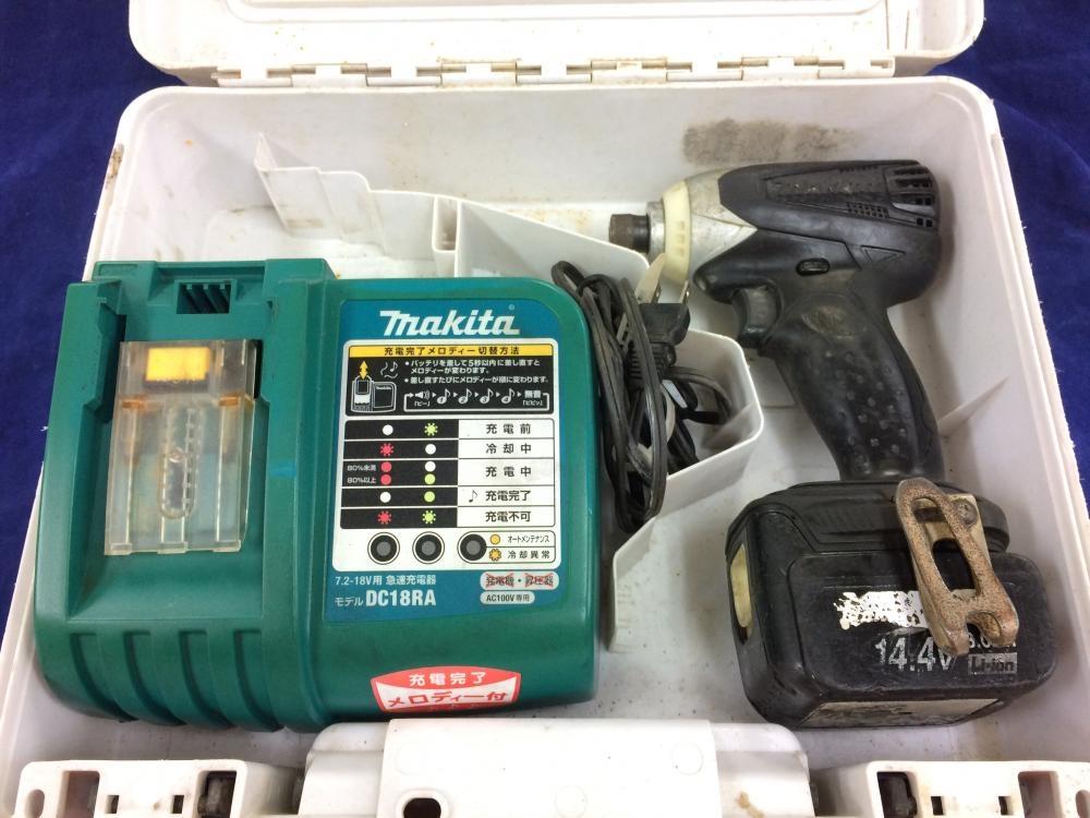 マキタ インパクトドライバ TD132D