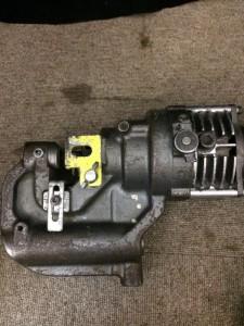 オグラ 油圧式パンチャー HPC-N208WDF