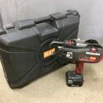 マックスの電動工具、鉄筋結束機リバータイアRB-399A-FB2C