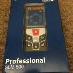 BOSCH ボッシュ レーザー距離計 GLM500
