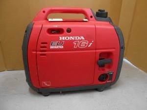 ホンダのインバータ発電機、EU16i