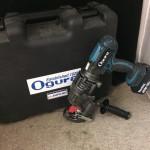 Ogura オグラ コードレスパンチャー 電動油圧式パンチャー 小型複動式パンチャー HPC-156WDF