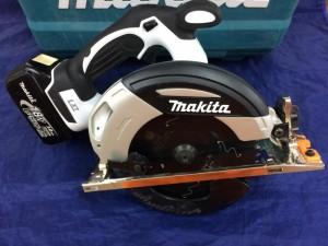 マキタ 充電式マルノコ HS630DRFX