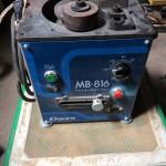 ogura オグラ 可搬用鉄筋曲げ機バーベンダー MB-816