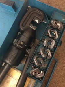 イズミ 手動油圧式工具 15号