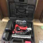 MAX 充電式フィニッシュネイラ TJ-35FN1BC/50A
