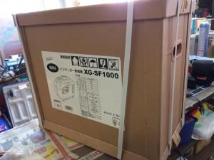 ナカトミ インバータ発電機 XG-SF1000