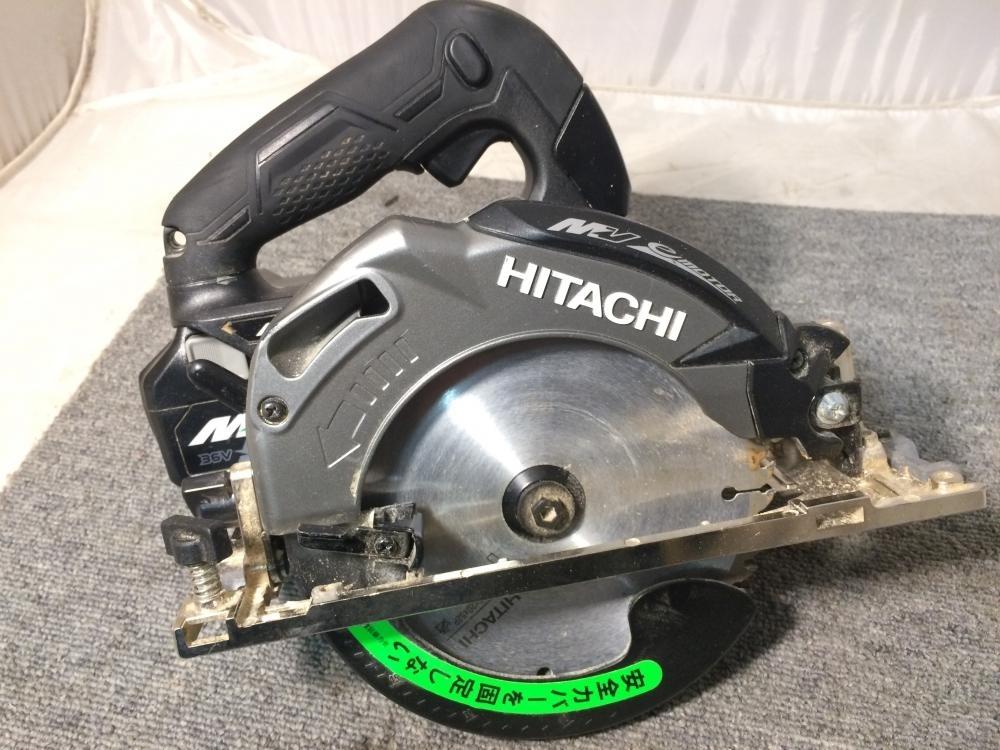 HITACHI 165mmコードレスマルノコ C3606DA