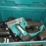 マキタ 充電式ボードカッタ SD100DSMX
