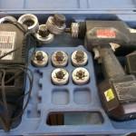 エスコ 油圧エキスパンダー EA308E