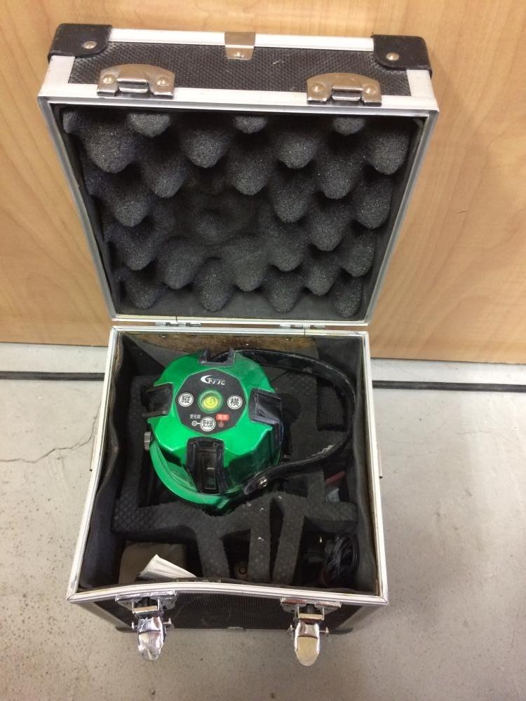 LTC グリーンレーザー墨出し器 G610Z