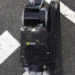 NESTIWATA アネスト岩田 PLUTO 単相200V コンプレッサ HX9801