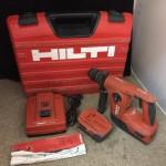 ヒルティ HILTI 充電式ハンマドリル TE4-A22