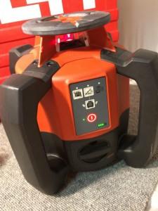 ヒルティ ローテーティングレーザー PR30-HVS