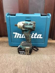 マキタ 充電式インパクトレンチ TW281D