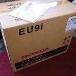 HONDA ポータブル発電機 EU9i