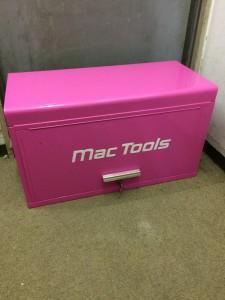 MACTOOLS 工具箱 MB4104D-PK