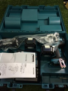 マキタ 充電式ドライバドリル DF481DRGX