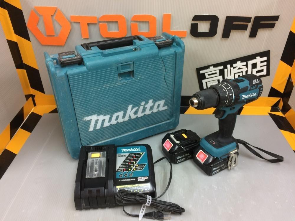 マキタ 充電式ドライバドリル HP480DRGX