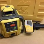 TOPCON トプコン ローティングレーザー 回転レーザー RL-H4C
