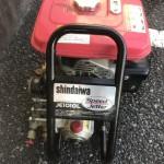 shindaiwa エンジン高圧洗浄機 JE1010L