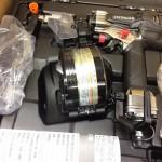 HITACHI 50mm高圧ロール釘打機 NV50HR