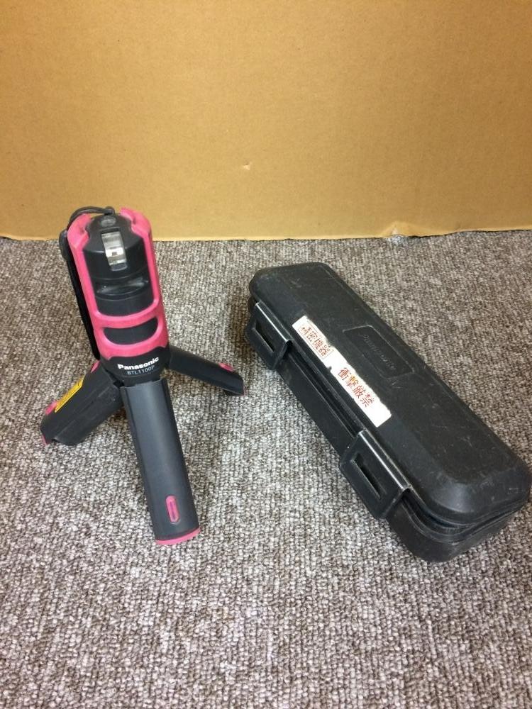 Panasonic レーザー墨出し器 BTL1100P