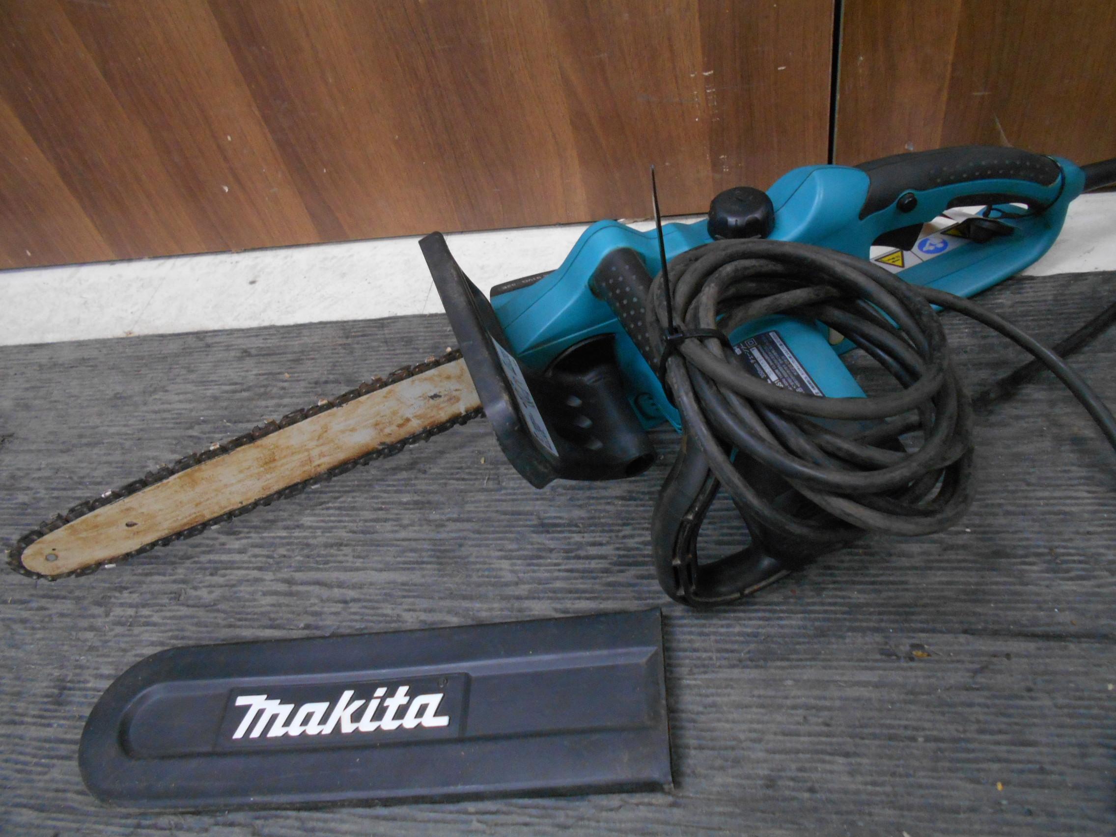 マキタ チェーンソー MCU351
