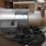 日本オイルレス 真空ポンプ DV50