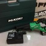 HiKOKI セーバーソー CR18DBL