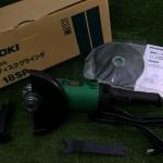 ハイコーキ 電気ディスクグラインダ G18SP