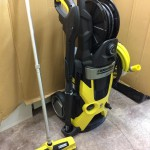 ケルヒャー 家庭用高圧洗浄機 フロアクリーニングランスセット K5.900 PS40