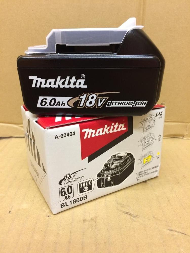 マキタ バッテリー BL1860B(急速充電対応)