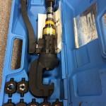 イズミ 手動油圧式工具 15号B