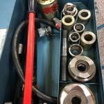 イズミ 手動油圧パンチャー HP-180N