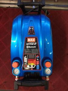 MAX 高圧専用エアコンプレッサ AK-HH1270E2