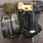 HITACHI 高圧ロール釘打ち機 NV65HMC
