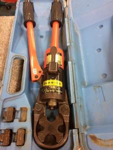 イズミ 手動式油圧工具 9H-2