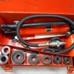 ダイア 手動油圧パンチャー DP-2