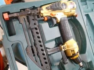 日立 フロア用タッカ N5004HMF