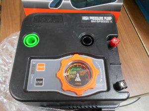 BMO ハイプレッシャーゲージ BM-SP2000V