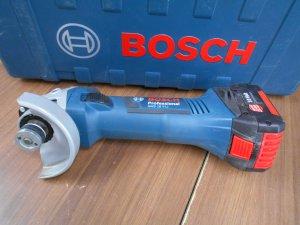 ボッシュ 充電グラインダ GWS18-LI