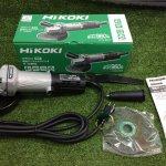 HiKOKI 125mm ディスクグラインダ G13SH5