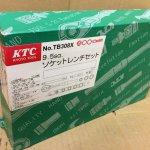 KTC 9.5sq ソケットレンチセット TB308X