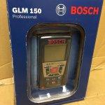 BOSCH ボッシュ レーザー距離計 GLM150