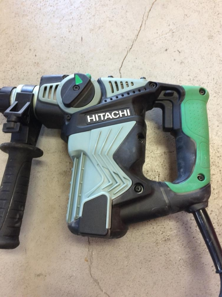 HITACHI ハンマドリル DH28PC