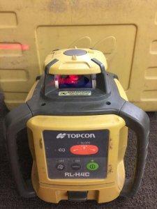 トプコン レーザーレベル RL-H4C