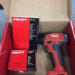 ヒルティ 充電式インパクトドライバ SID2-A