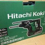 HiKOKI HITACHI コードレスロータリハンマドリル DH36DBL