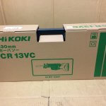 HiKOKI 130mmセーバソー CR13VC